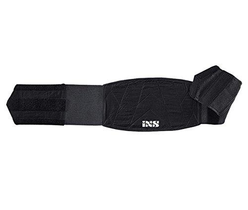IXS TEX BELT 3 Nierengurt Motorrad Textil - schwarz