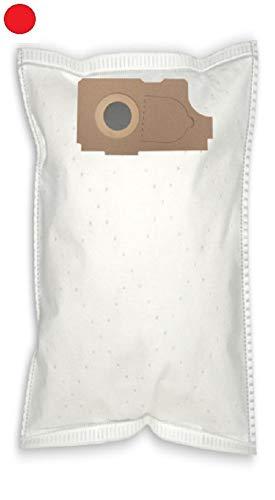 Floormagic Bags 100 Filtertüten Microflies geeignet für CV 36/2 von Kärcher Staubsauger