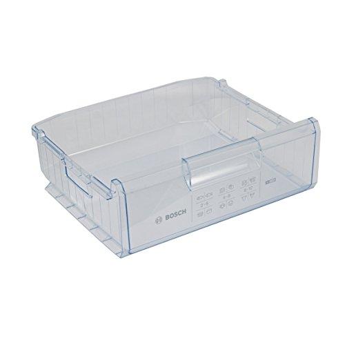Bosch Siemens 00660069 660069 ORIGINAL Schublade Lebensmittelschublade Lebensmittelfach Gefriergutschubfach Auszugschale Schale Gefrierteil 450x155x395mm Gefrierschrank auch Neff Constructa Balay