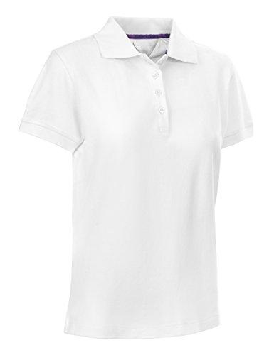 Select, Polo Donna Wilma Bianco (Weiß)