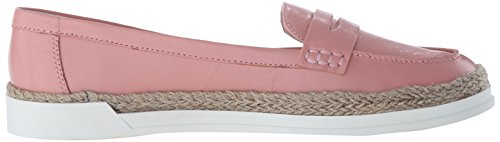 Nine West Very Cold 3 Cuir Mocassin pink