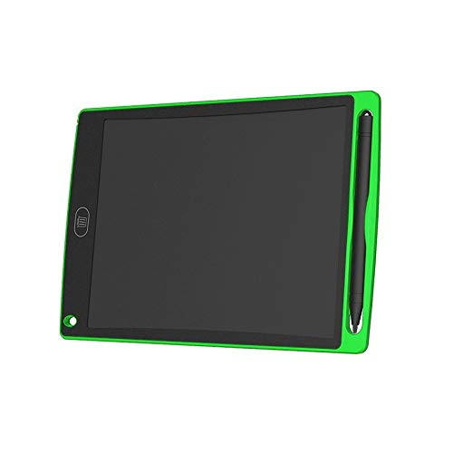 VCB 8.5 Inches LCD Writing Tablet Super Bright Writing Doodle Pad Drawing Board - Green