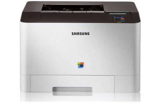 Samsung CLP-415N Farbe 9600 x 600DPI A4 - Laser-/LED-Drucker (9600 x 600 DPI, 40000 Seiten pro Monat, PCL 5e,PCL 6,PDF 1.7,PostScript 3,SPL, Laser, Schwarz, Cyan, Magenta, Gelb, 18 Seiten pro Minute)