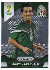 Panini Prizm World Cup Brazil 2014 Base Card # 146 Andres Guardado Mexico