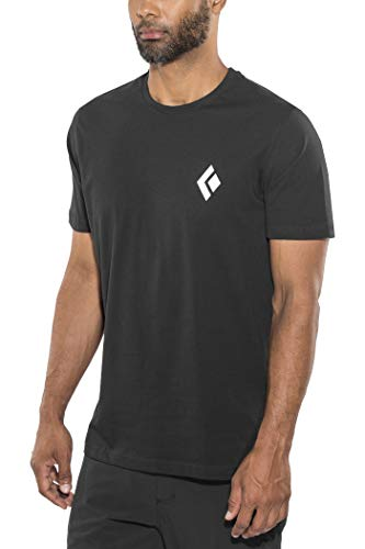 Black Diamond Equipment for Alpinist - T-shirt manches courtes Homme - bleu 2018 tshirt manches courtes
