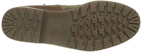 Tom Tailor - 1690008, Stivali a metà polpaccio non imbottiti Donna Marron (Sand)