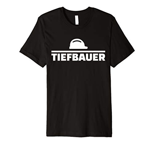Herren Tiefbauer T-Shirt