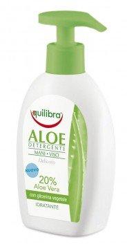 Equilibra Detergente Mani Viso Aloe