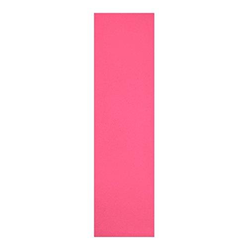 "PIVOT Skateboard Griptape pink 9"""