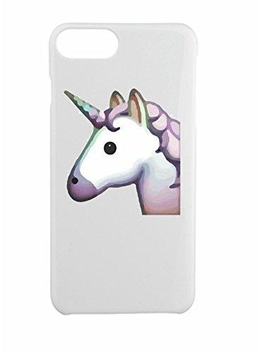 """Preisvergleich Produktbild Smartphone Case Apple IPhone 7 """"Pferdekopf bzw. Einhorn, Pinkes/Rosa Einhornkopf Magisch schön"""", der wohl schönste Smartphone Schutz aller Zeiten."""