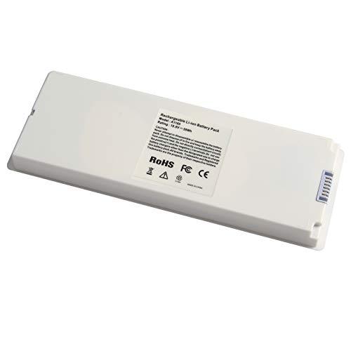 RayWEE A1181 A1185 Laptop-Batterie für APPLE MacBook 13 MA Series MA561 MA561G/A MA566G/A MA561J/A MA254 MA255 MA255TA/A MA255X/A