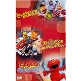 3 Flix Box -Los Teleñecos en el espacio, los Teleñecos en Manhattan y Elmo en el país de los Gruñones