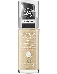 Revlon ColorStay Makeup, sand beige 180, 1er Pack