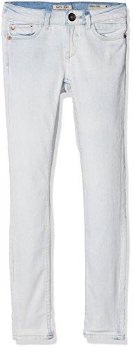 Garcia Kids Mädchen Sara Jeans, Weiß (Bleached 2376), 140 - Bleached Denim