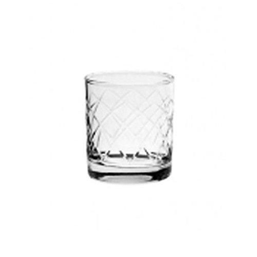 Gobelet Rideau Coupe à réseau verre Bormioli Rocco eau 25 cl Set 24 pièces professionnel les ° choix