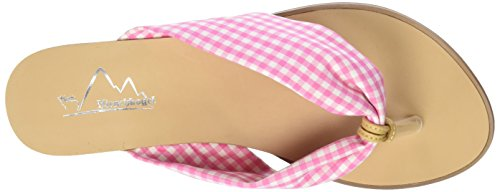 Andrea Conti 3009230, Tongs femme Rose - Pink (pink 028)