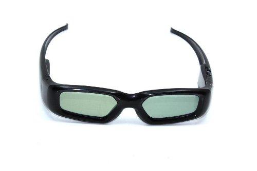 3D BRILLE FÜR SONY, Panasonic, LG, Samsung(LCD/LED), Philips, Sharp, Toshiba, Mitsubishi 3D TVs (Achtung: Produktmerkmale zwecks Kompatibilität beachten) ()