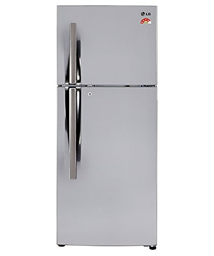 LG GL-I292RPZL Frost-free Double-door Refrigerator (260 Ltrs, 4 Star Rating, Shiny Steel)