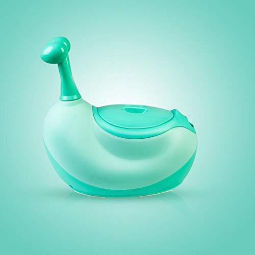 YN BABY Lerntöpfchen und Fußbank mitwachsendes Töpfchen Toilettentrainer grün inkl Toilettensitz für Kleinkinder,Pink