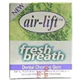 AIR-LIFT - AIR-LIFT Chicle para Eliminar el Mal Aliento 12 unidades