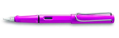 LAMY Safari Pink Füllhalter, Feder in der Stärke M