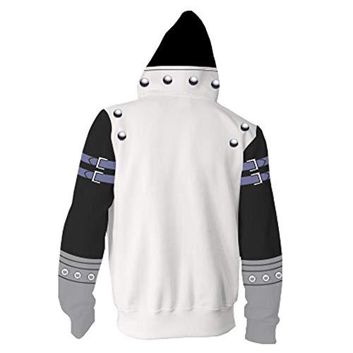 RJHWY 3D Hoodie Sweatshirt Unisex Pullover Kapuzenjacke Kleidung - Yugioh Halloween-kostüm