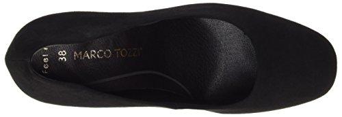 Marco Tozzi 22433, Scarpe con Tacco Donna Nero (Black)