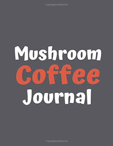 Cappuccino-drink-mix (Mushroom Coffee Journal: For Coffee & Mushroom Lovers Everywhere. Grab Yours Today!)