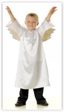 Snowflakes Costumes For Kids - Garçons ou filles ange Gabriel de la