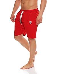 Gennadi Hoppe Herren Badeshorts Badehose Beach Shorts Schwimmshort