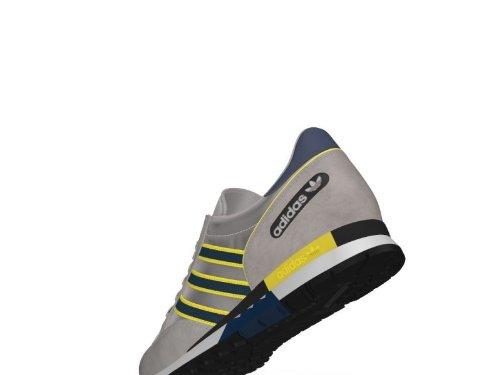 adidas , Chaussures de course pour homme Gris - Grigio