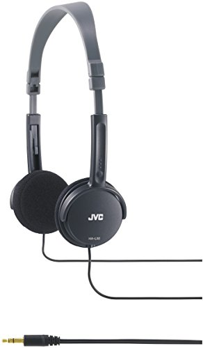 JVC Lightweight Black Best Noise Cancelling Headphones