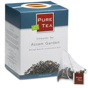 Assam Garden – Pyramiden-Teebeutel