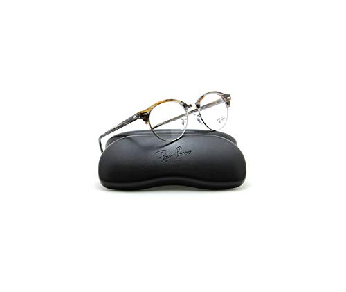 Ray-Ban RX4246V Clubround Optics Prescription Eyeglasses 5749 - 49