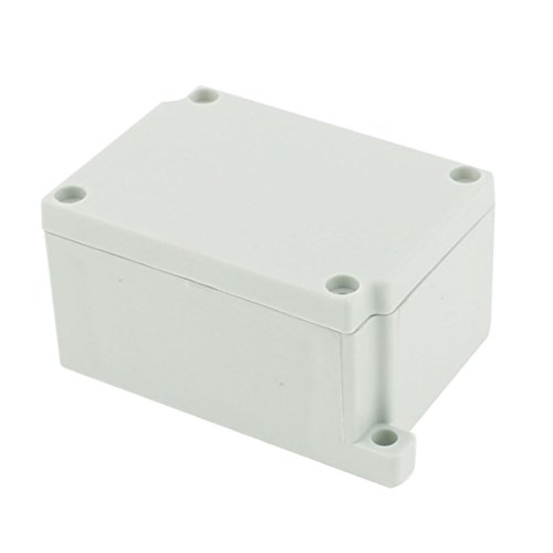 Preisvergleich Produktbild sourcingmap® 70 x 50 x 40 mm staubgeschützt IP65 Abzweigdose Selberbasteln-Terminal Anschluss Gehäuse