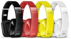 Nokia Monster PRO BTH/NFC Cuffie Stereo, Rosso