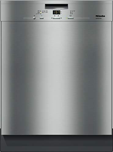 Miele G 4310 U Active ECO Unterbaugeschirrspüler mit Besteckkorb / A++ / 262 kWh / 13 Maßgedecke / Edelstahl-Cleansteel / 46 dB / Comfort Korbgestaltung / 5 Spülprogramme