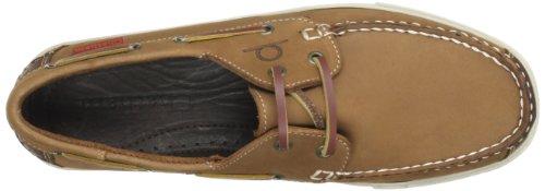 Chatham Marine  Ollie, Chaussures bateau pour homme Marron - Braun (Tan)