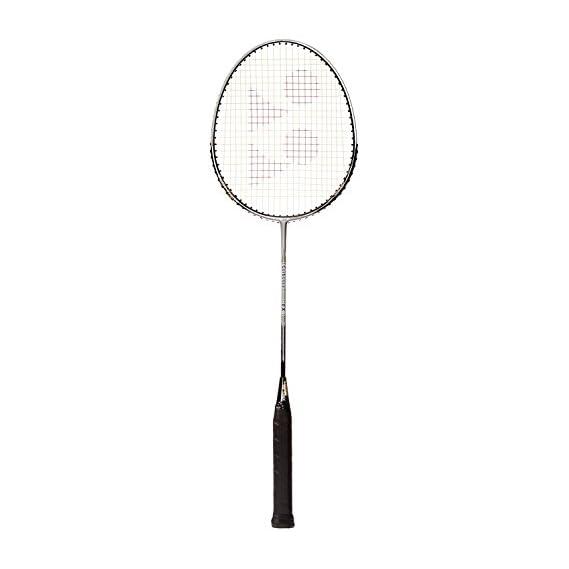 Yonex Carbonex 6000 EX Badminton Racquet (Silver/Black)