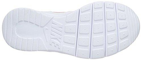 Nike Mädchen Kaishi Low-Top Weiß (White/Hyper Pink)