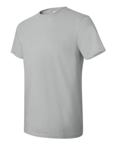 HanesHerren T-Shirt Ice Gray