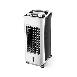 Aire acondicionado movil, Frío y calor Uso dual Cuatro estaciones disponibles Purificación Humidificación Control remoto Refrigerador de aire de ahorro de energía Aire acondicionado Refrigerador