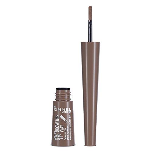 Rimmel london - rimmel eyeliner brow shake filling powder 001
