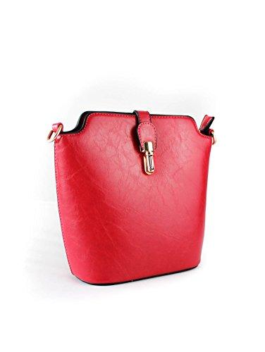 RedFox, Borsa a tracolla donna Fucshia
