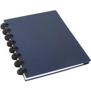 Spiralbuch arc PP befüllbar blau A5 60 Blatt (Arc)