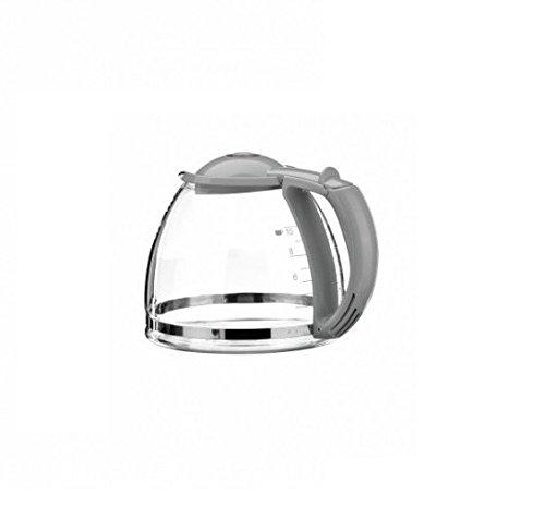 Bosch jarra/jarra de cristal plástico gris TKA1410/TKA1410N/TKA1413N