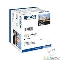 epson cartouche jet d'encre noir 2.500 pages wp-m4000/m4500, pour les imprimantes : Cartouche Epson Workforce PRO WP-M4000 Cartouche Epson Workforce PRO WP-M4500