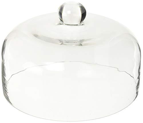 Hendi 199978 Cloche aus Glas