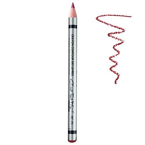 Crayon Contour des Lèvres N°75 Rouge Brun