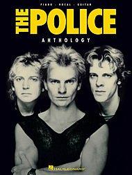 THE POLICE: ANTHOLOGY  PARTITURAS PARA PIANO  VOZ Y GUITARRA